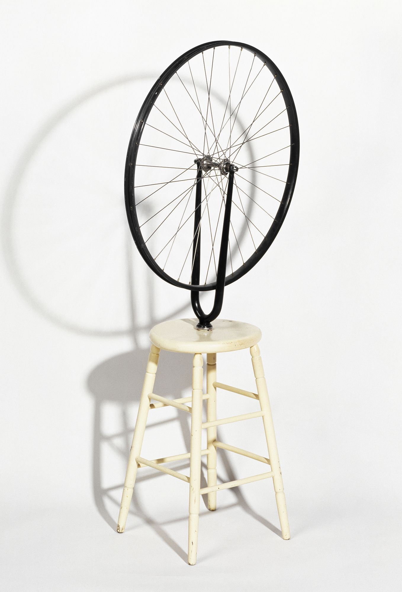 roue de bicyclette marcel duchamp 1887 1968. Black Bedroom Furniture Sets. Home Design Ideas
