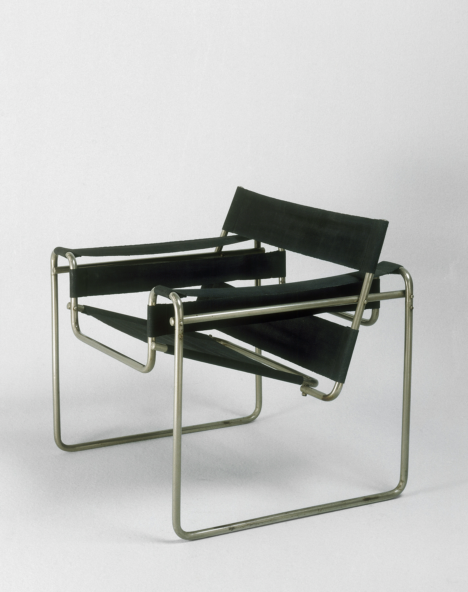 Fauteuil MR 20 Ludwig Mies Van Der Rohe (1886 1969)