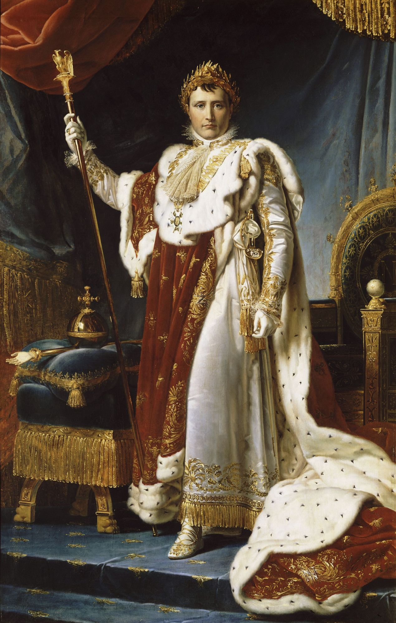 A short biography of Napoleon Bonaparte