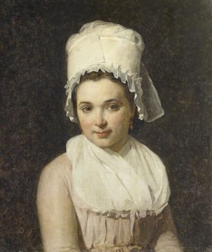 Catherine Marie Jeanne Tallard (1772/1773-1825) Jacques Louis David (1748-1825)