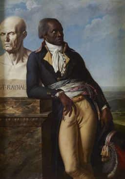 Jean-Baptiste Belley, député de Saint-Dominique à la Convention (1747-1805), Anne-Louis Girodet de Roussy-Trioson (1767-1824)