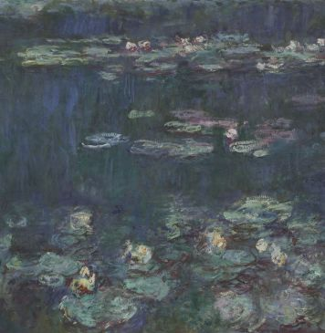 Les Nymphéas Claude Monet (1840-1926)