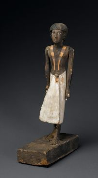 Statuette anonyme d'homme